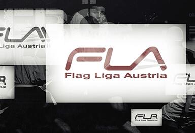 Die bis dato benutzen Logos vom AFBÖ der Sektion Flag Football waren nicht mehr zeitgemäß. Somit war bereits Ende der Saison 2011 klar, dass eine Überarbeitung fällig ist. Vor allem die weiteren eingeführten Leistungsstufen müssen mit einer eindeutigen Identifizierung.